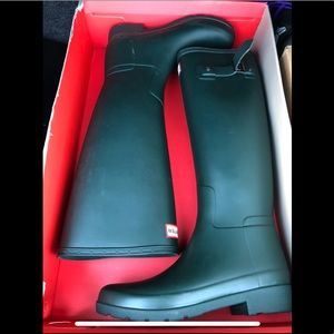 NWT Original Refined Hunter Rainboots